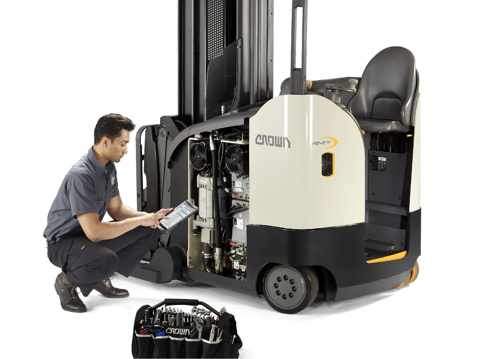 Pre-Owned Lift Truck Inspection