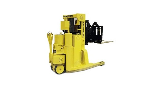 Walkie Reach Explosion Proof Forklift