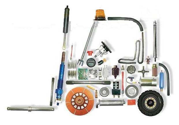 Discount Forklift - Parts