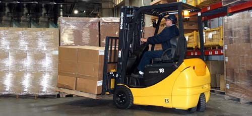 Forklifts Manufacturers