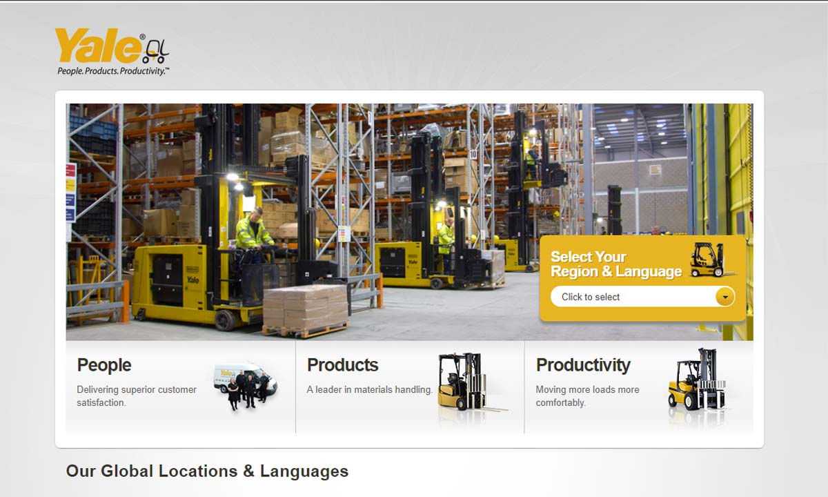 Yale® Materials Handling Corporation