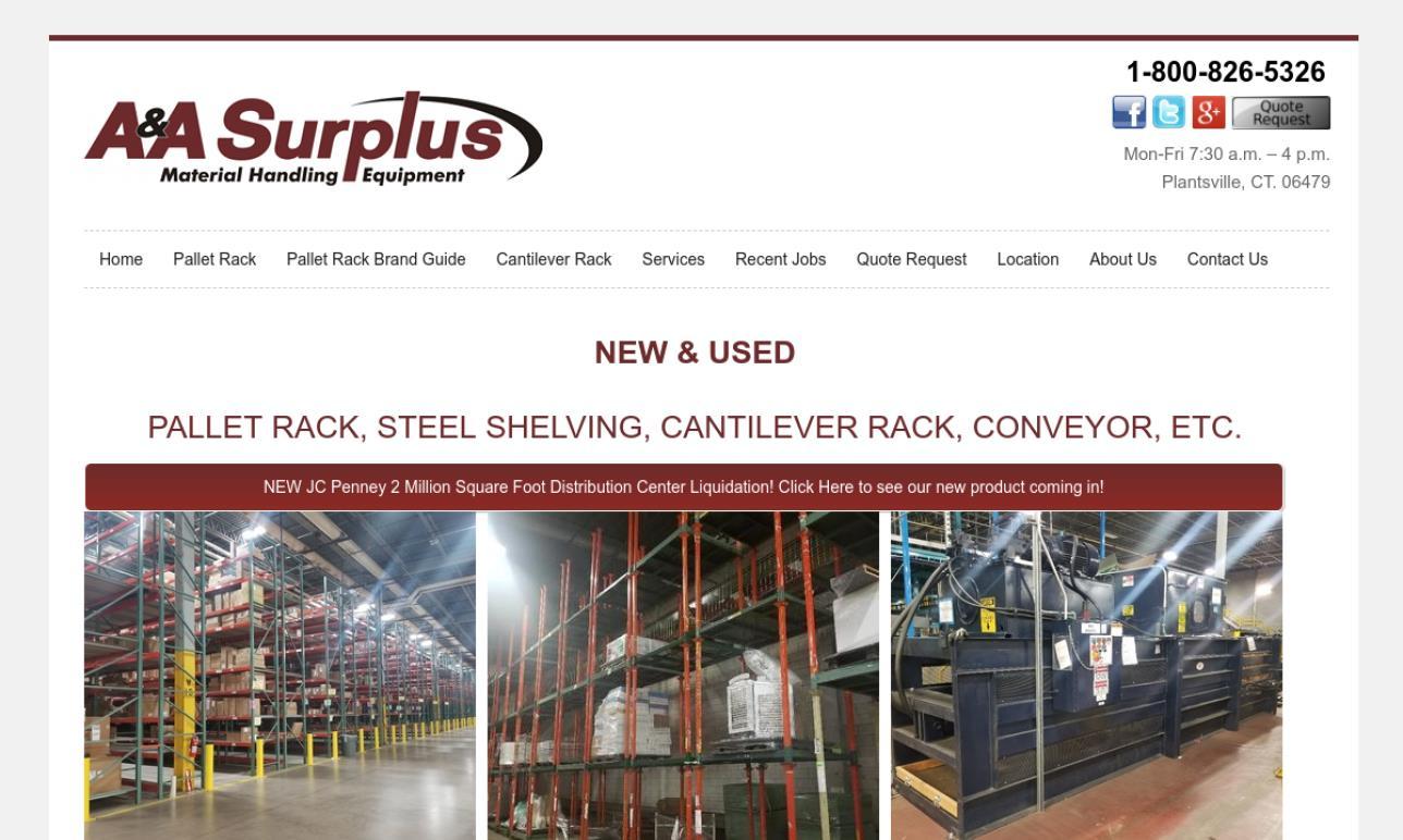 A&A Surplus, Inc