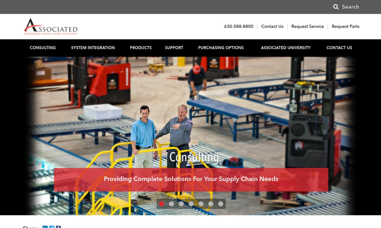 Associated Integrated Supply Chain Solutions