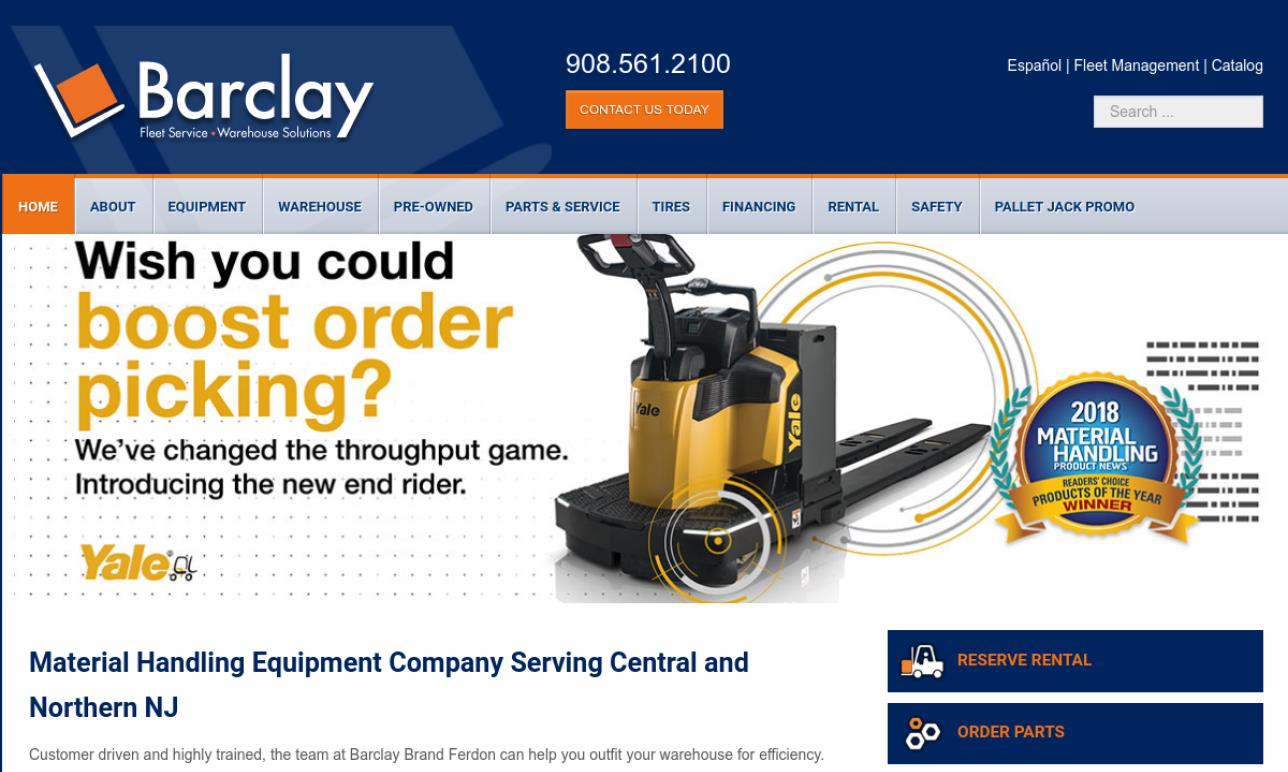 Barclay Brand  Ferdon