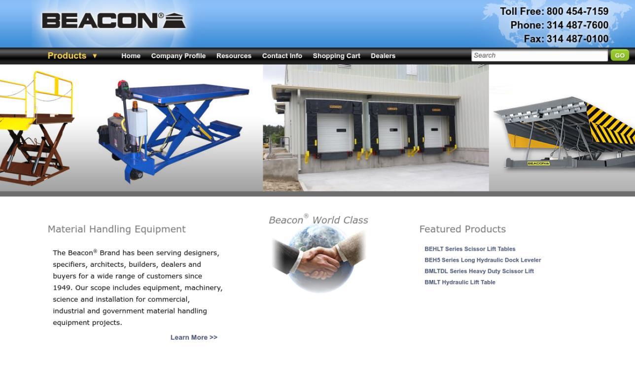 Beacon Industries, Inc.