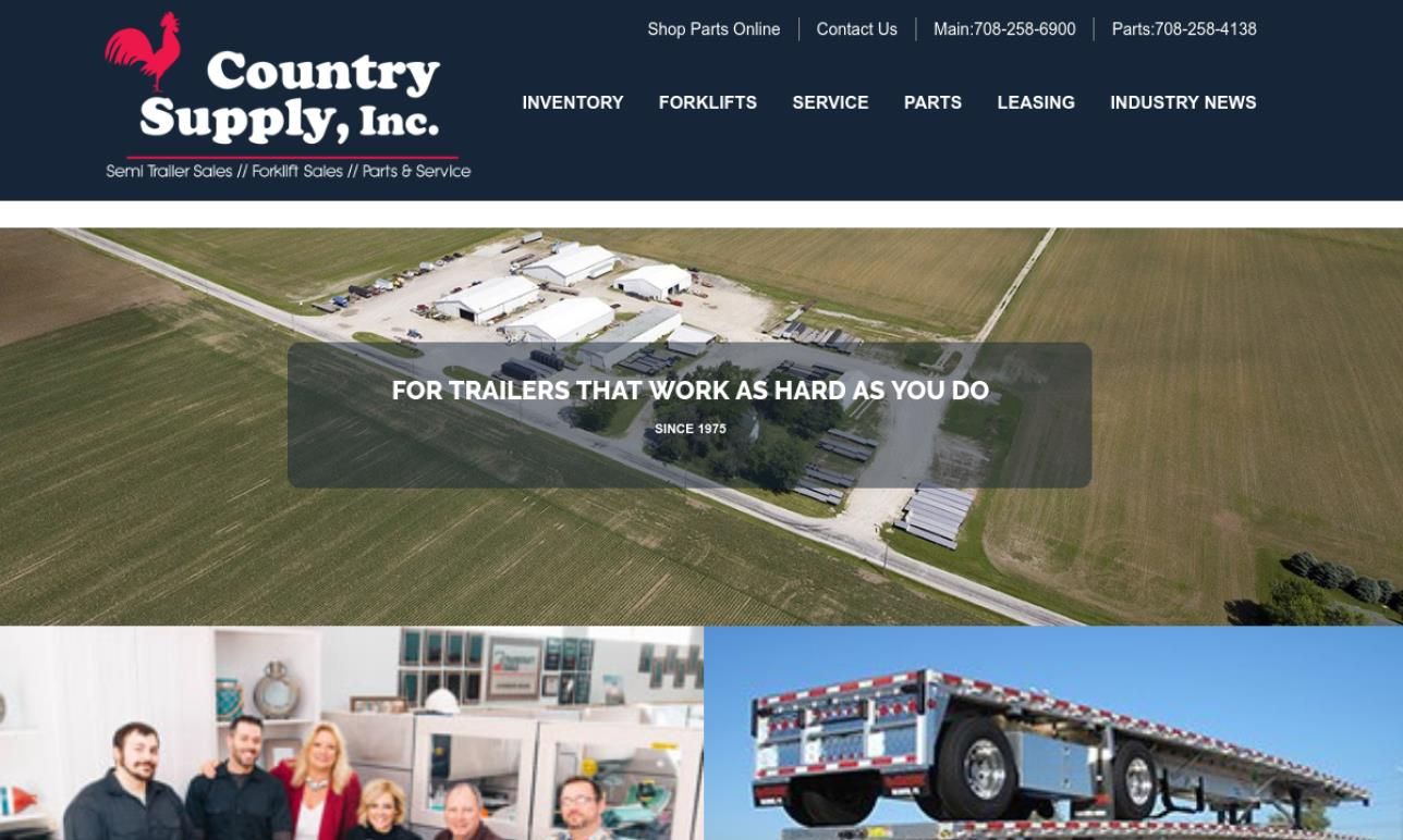 Country Supply, Inc.