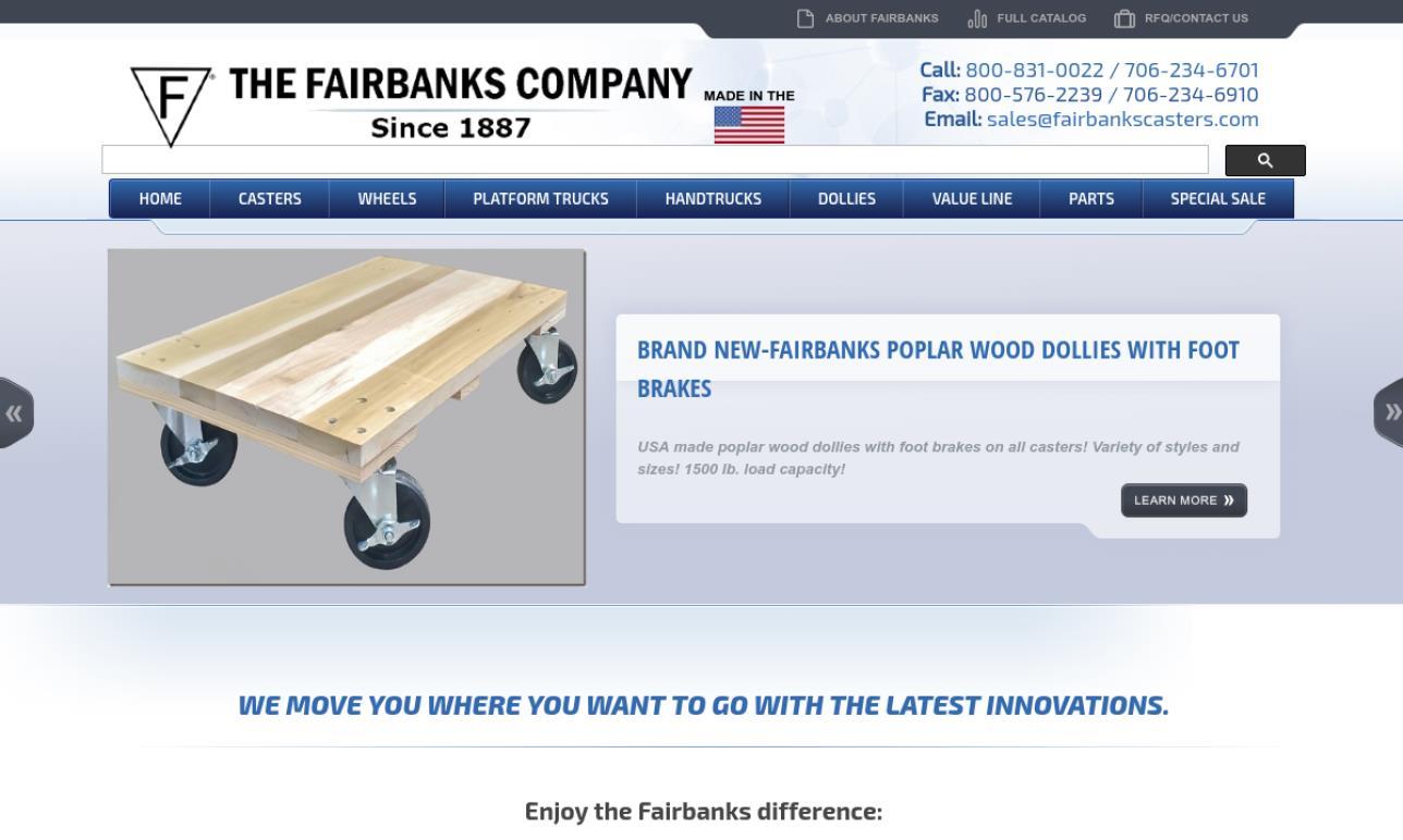 The Fairbanks Company