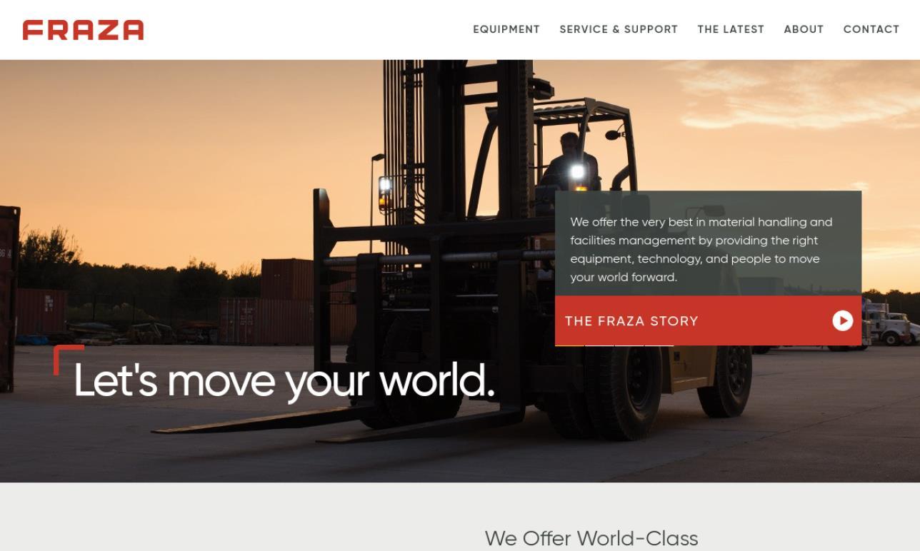 More Forklift Manufacturer Listings
