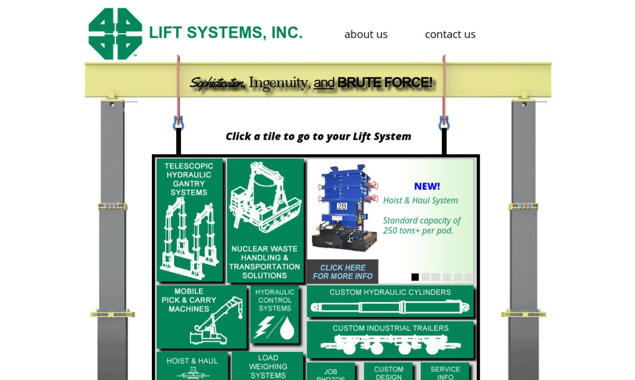 Lift Systems, Inc.