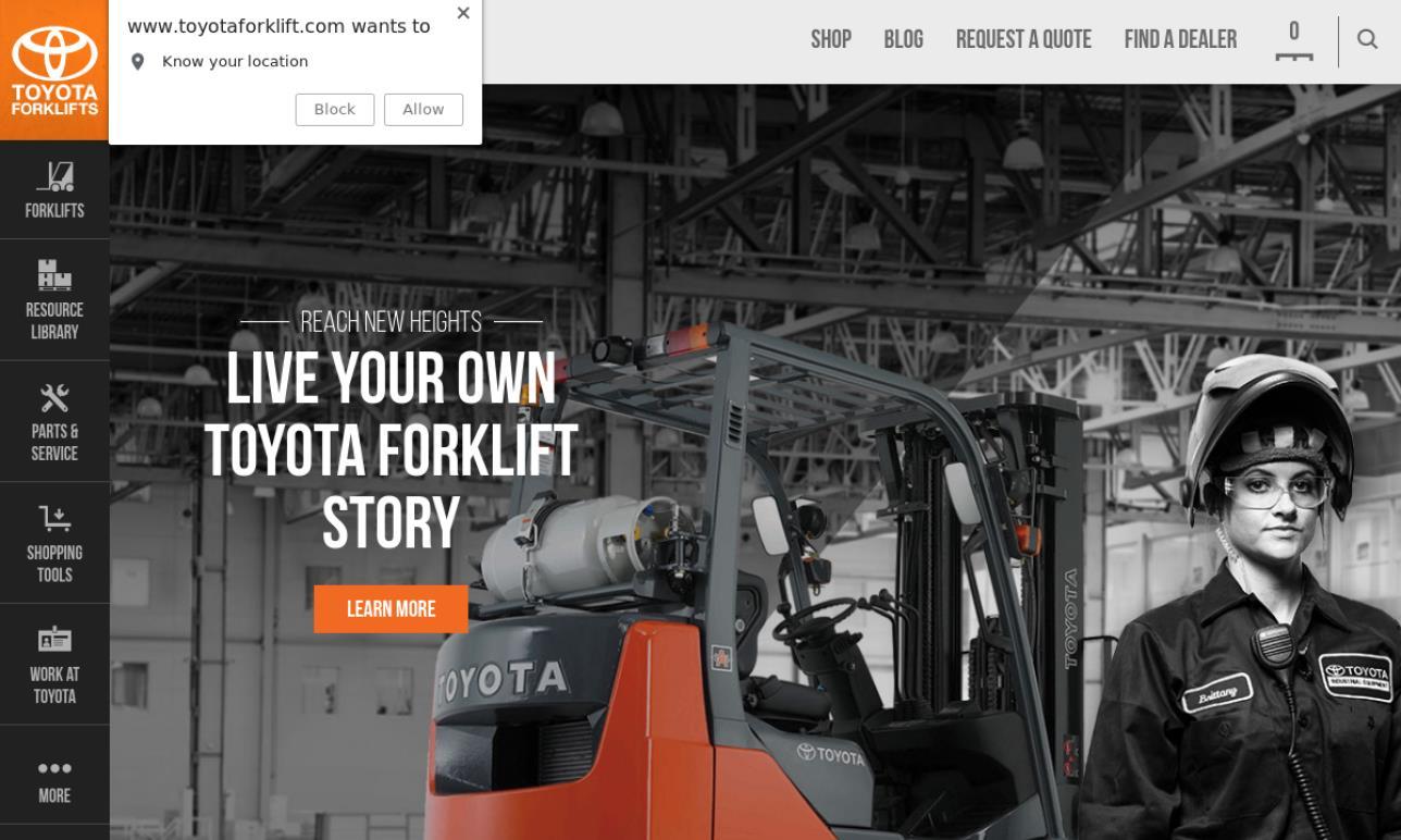 Toyota Material Handling U.S.A., Inc.