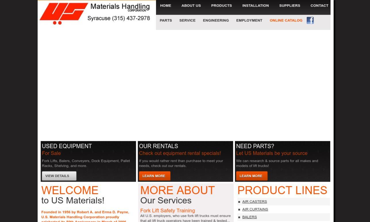 U.S. Materials Handling Corporation