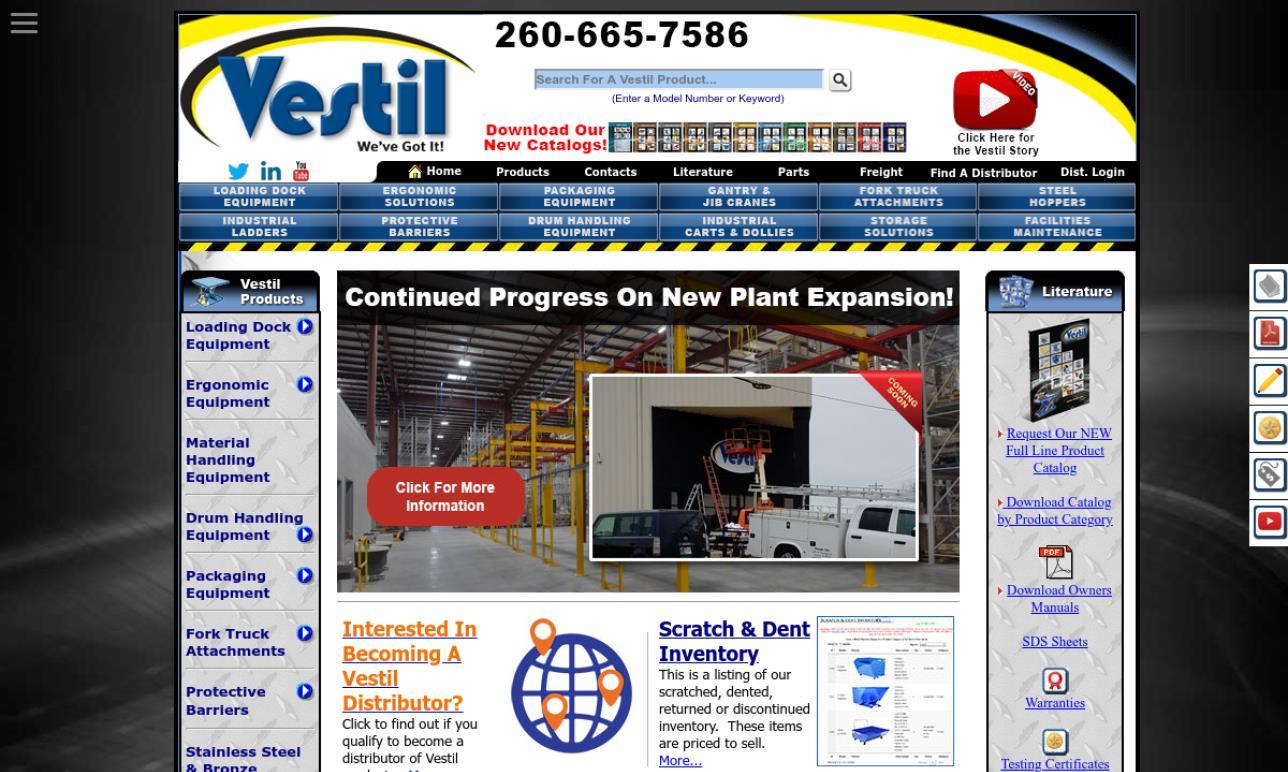 Vestil Manufacturing Corporation
