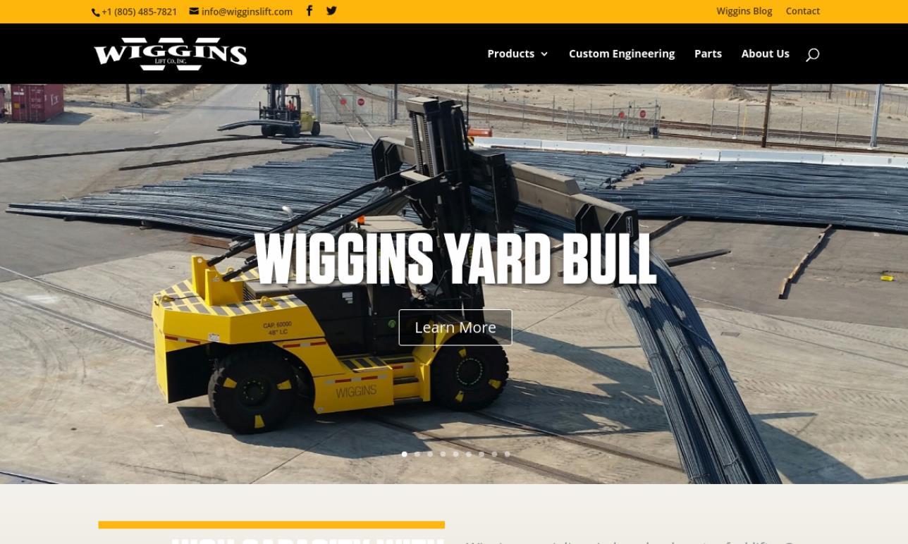 Wiggins Lift Co., Inc.