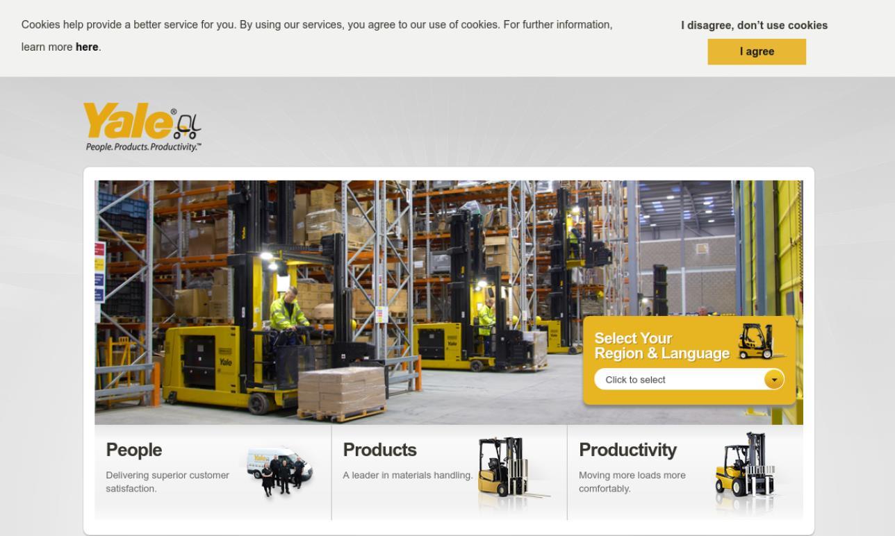 Yale® Materials Handling Corporation
