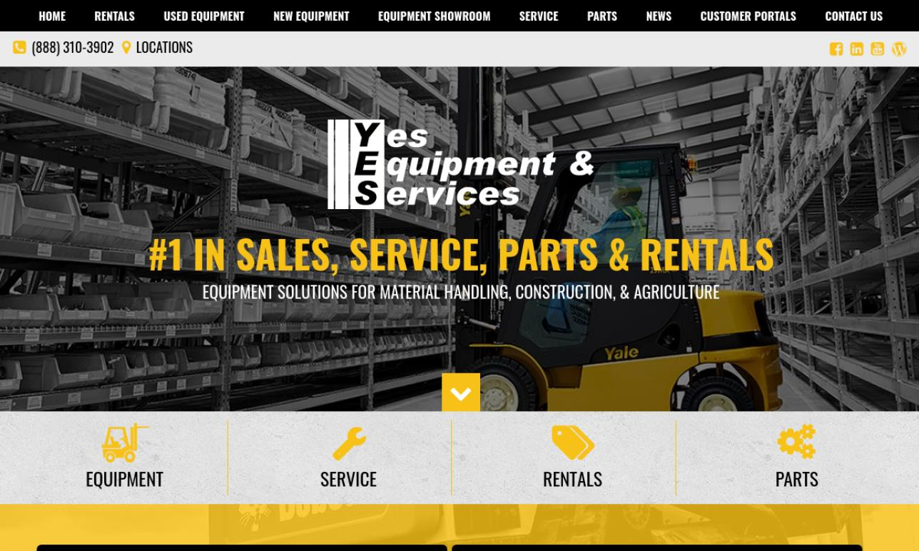 Yale Equipment & Services, Inc.