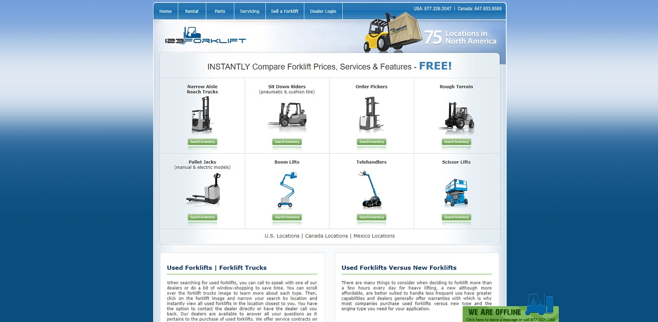 Forklift Manufacturers | Forklift Suppliers