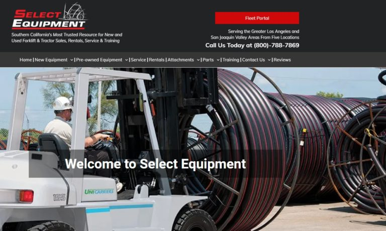 Myers Select Material Handling