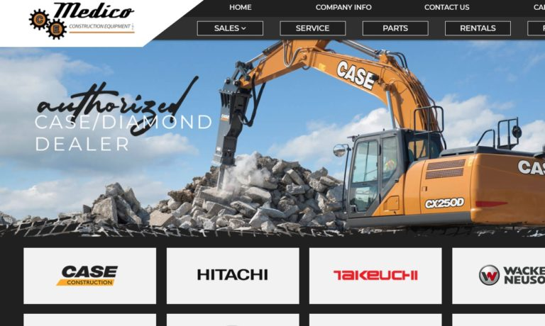 Medico Construction Equipment
